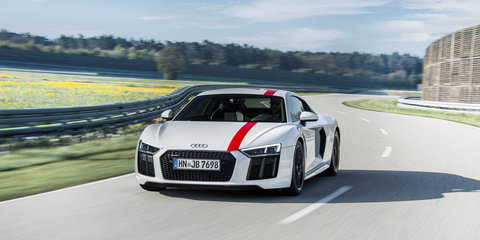 Audi R8 V10 RWS: Limited edition rear-wheel-drive V10 missile coming to Australia