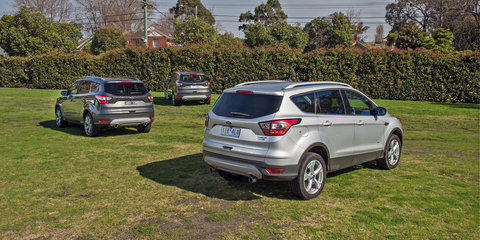 2017 Ford Escape range review