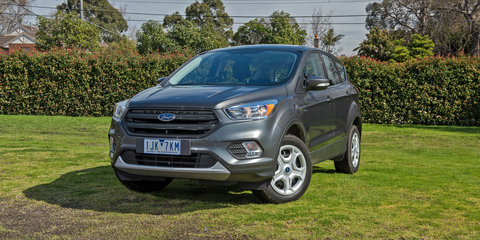 2016 Ford Kuga, 2017 Escape recalled