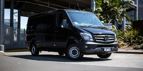 2017 Mercedes-Benz Sprinter recalled