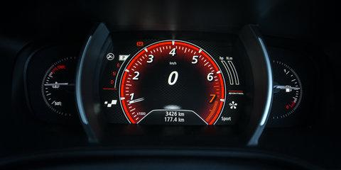 2017 Skoda Octavia RS wagon v Renault Megane GT wagon comparison