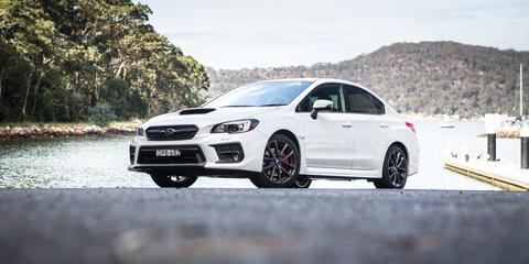 2018 Subaru WRX manual review