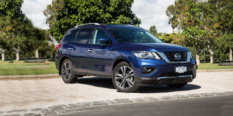 2017 Nissan Pathfinder TI AWD review