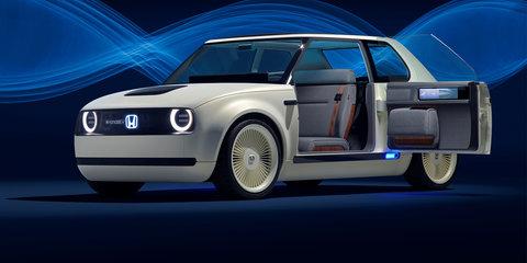 Honda CR-V Hybrid ruled out, EVs on the radar