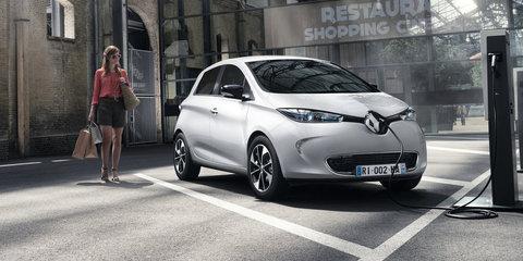 Renault Zoe, Kangoo EV pricing confirmed for Australia