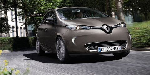 Renault Zoe to get power bump in Geneva - report