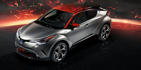 "Toyota C-HR Hy-Power revealed: ""Higher-performance"" hybrids coming"