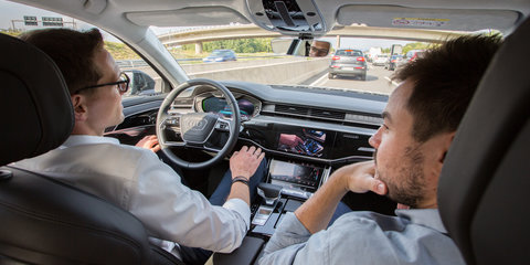 Audi to take full responsibility in event of autonomous vehicle crash