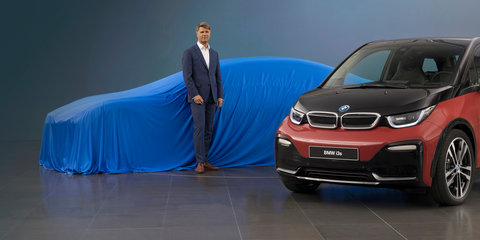 BMW i5: New video hints at upcoming EV