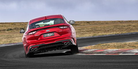 Kia Stinger GT: Michelin tyres to replace Continental in Australia