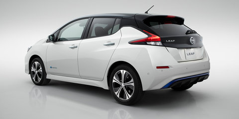 2018 Nissan Leaf revealed