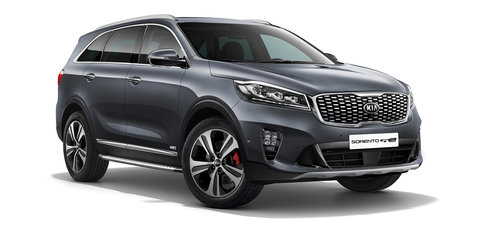 2018 Kia Sorento detailed for Europe: Australian update due in coming months