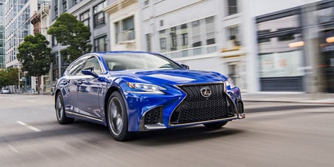 New Lexus styling is 'deep simplicity', but no cookie-cutter
