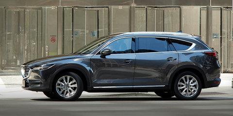 2018 Mazda CX-8 revealed in Japan