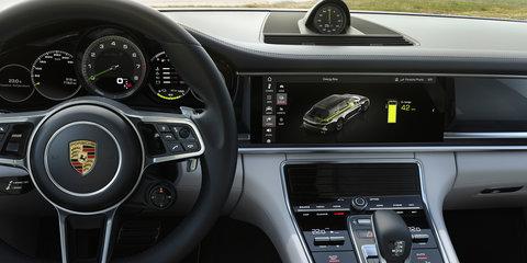 "Porsche: Developing electric technology an ""enormous burden"""