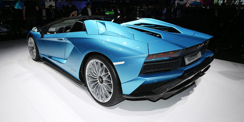 Lamborghini boss: More Aventador variants to come, natural aspiration to stay