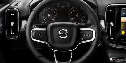 2018 Volvo XC40 revealed