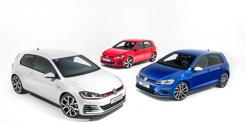Volkswagen Australia's hot hatch onslaught
