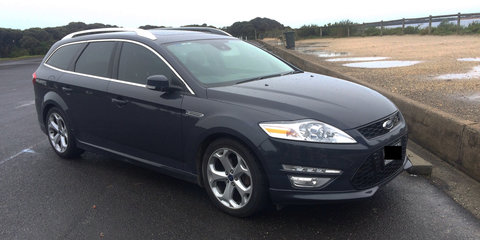 2012 Ford Mondeo Titanium TDCi review