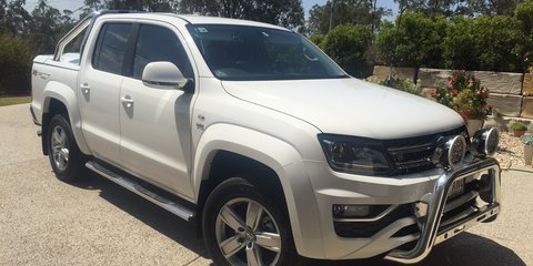 2017 Volkswagen Amarok V6 TDI550 Highline review