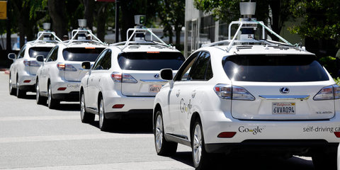 Samsung is the latest player in driverless cars