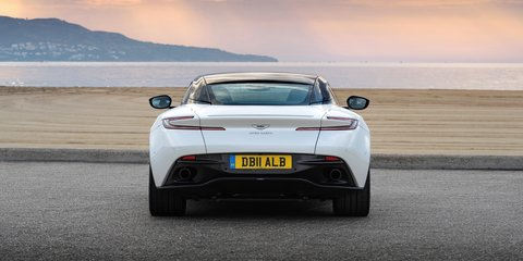 Aston Martin DB11 V8 could offer sports suspension but sticks with 375kW