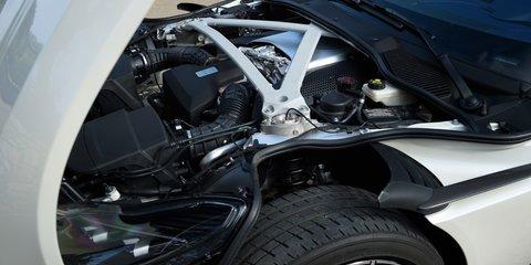 Aston Martin DB11 V8: Creating the sound