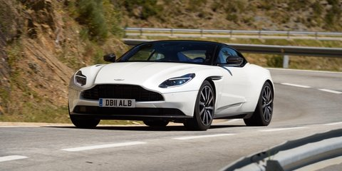 2017/18 Aston Martin DB11 recalled for steering wheel fix