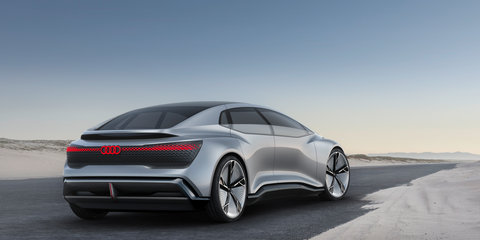 Audi Aicon headed for production