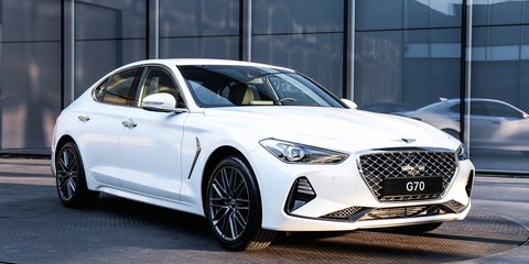 Genesis could do a new GT coupe, but smaller cars unlikely