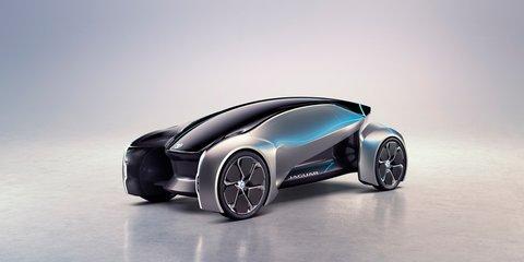 Jaguar Future-Type concept revealed