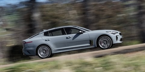 Kia Stinger sales off to strong start in hunt for 500 monthly sales