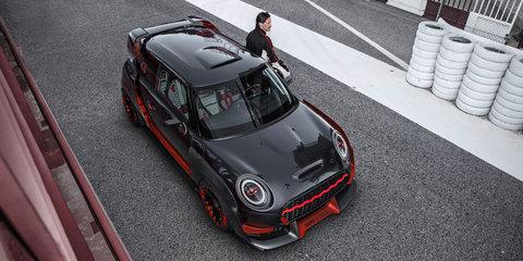 Mini John Cooper Works GP Concept revealed ahead of Frankfurt debut