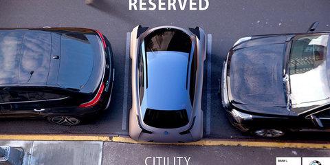 Designer reimagines BMW's Isetta as the cute bubble car of the future