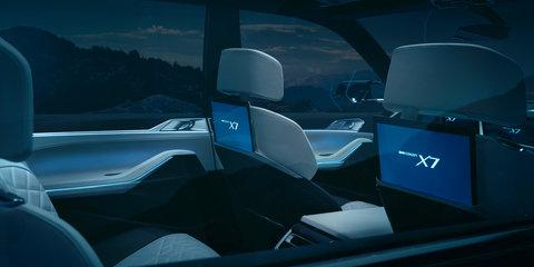 BMW X8 SUV under consideration - report