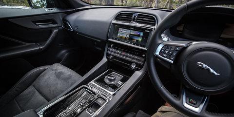 2018 Audi SQ5 TFSI v Jaguar F-Pace S 35t comparison