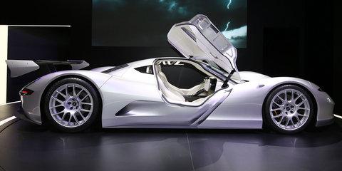 Aspark Owl: Japanese electric supercar debuts in Frankfurt
