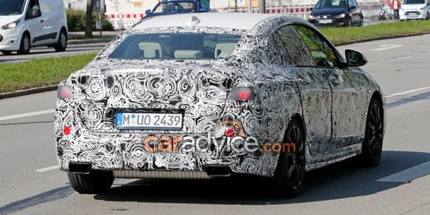 2020 BMW 2 Series Gran Coupe spied