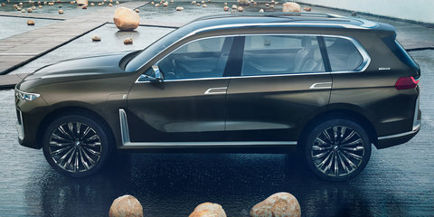 BMW Concept X7 leaked