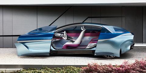Borgward Isabella: Striking EV concept revives iconic nameplate