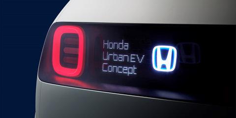 Honda Urban EV concept revealed, production version due in 2019