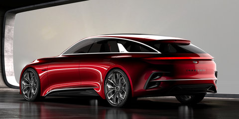 Kia Proceed concept revealed - UPDATE