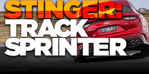 2018 Kia Stinger review: track test