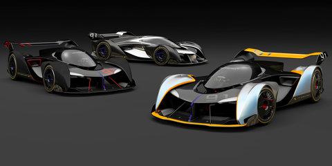 McLaren Ultimate Vision Gran Turismo revealed