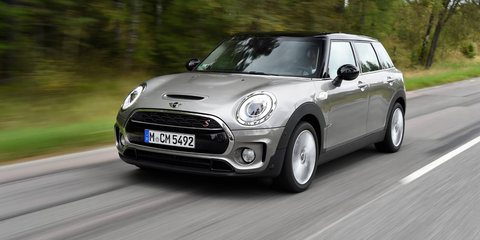 2018 Mini Clubman pricing and specs