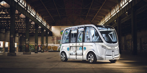 French self-driving bus company to open factory, regional HQ in Adelaide