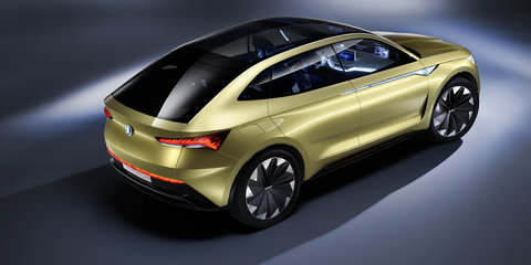 Skoda will apply RS badge to electric SUV - report