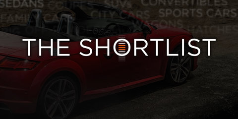 The Shortlist: Petrol, conventional auto, full-size spare wheel - easy, right?