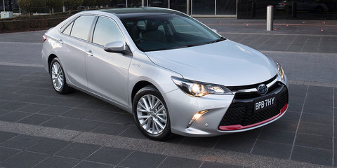 2017 Toyota Camry Commemorative Edition arrives from $41,150