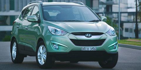 Hyundai ix35, Santa Fe, Sonata recalled